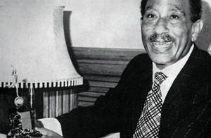 Anwar Sadat Egypt