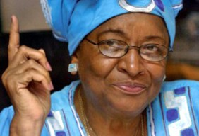 H.E. Ellen Johnson Sirleaf